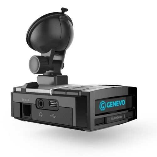 Genevo MAX_Detector de radar portátil