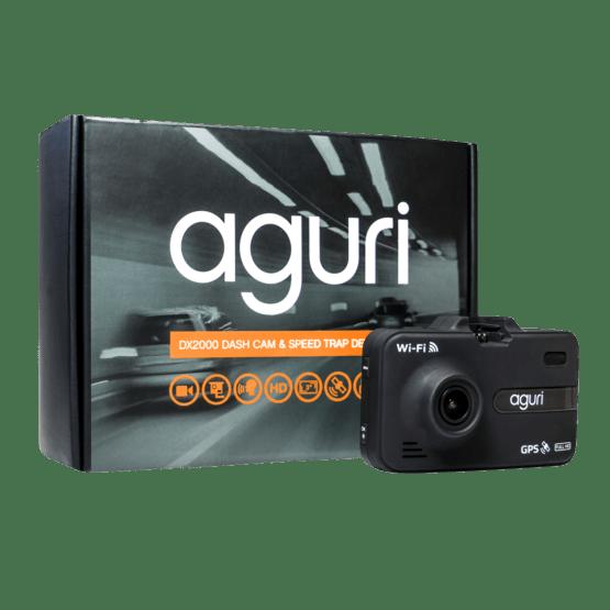 Aguri DX2000 GPS Dashcam