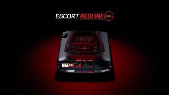 Escort Redline 360c radar detector