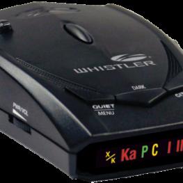 Whistler GT-138Xi detetcteur de radar