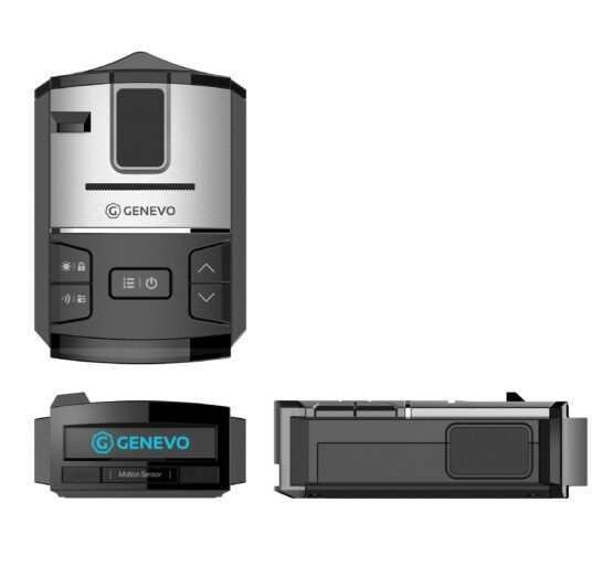 Genevo Max detector