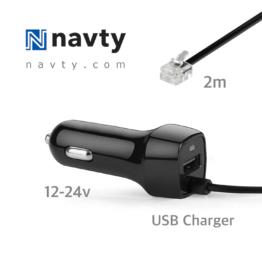 NAVTY Kabel + USB