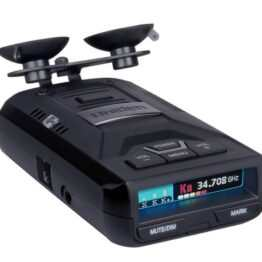 Uniden R3 speed radar detector