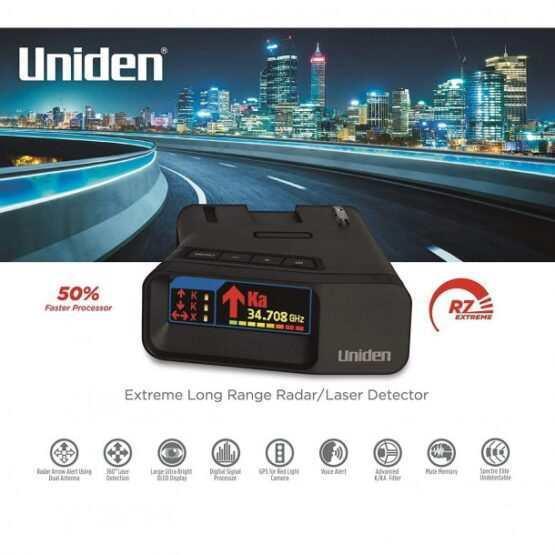 Uniden R7 Radar