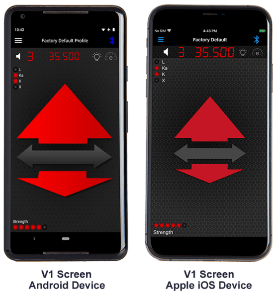 V1 GEN2 app