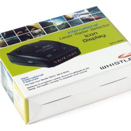 DETECTOR RADAR-whistler-gt130xi-test