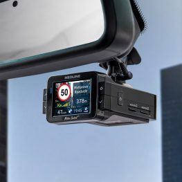 neoline 9100s dashcam radarwarner
