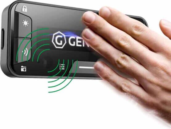 genevo pro2 gesture control